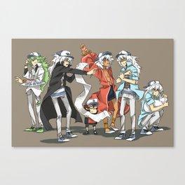 YGO Canvas Print