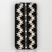 navajo iPhone & iPod Skins featuring NAVAJO by bows & arrows