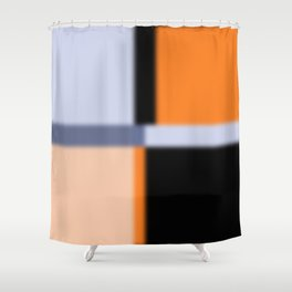Grafic Shower Curtain