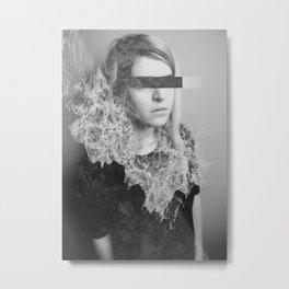 Fail To Amuse Metal Print