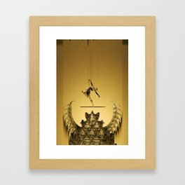 FROM ME TO YOU Framed Art Print