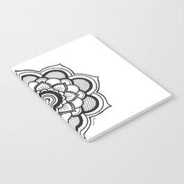 Mandala Illustration Notebook