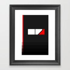 Minimal Effect Framed Art Print