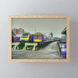 HST Hull Framed Mini Art Print