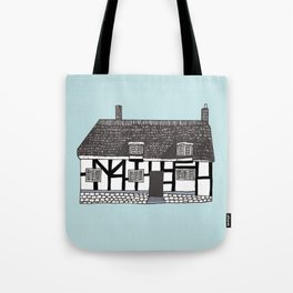 'Coventry' House print Tote Bag