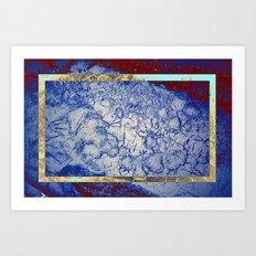 Factiart Art Print