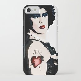 Dr Frank n Furter - Rocky Horror Picture Show iPhone Case
