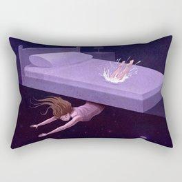 Astral Travel Rectangular Pillow