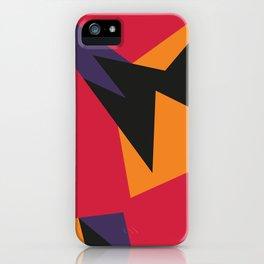 VII Raptors iPhone Case