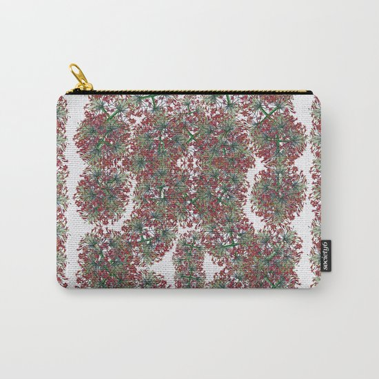 Border gardens of the mind Carry-All Pouch