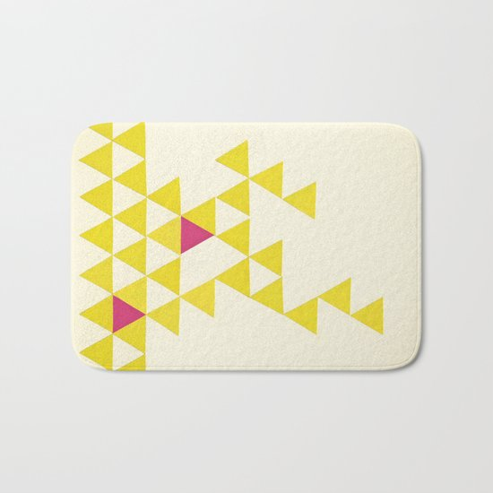 Collapse Bath Mat