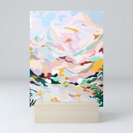 alpine Mini Art Print
