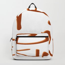 Be Kind To Everyone Positive Quote Backpack