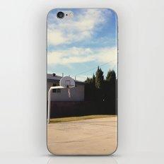 Basketball Court iPhone & iPod Skin