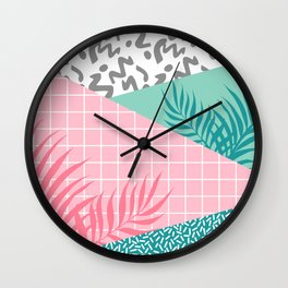 Beverly Hills #society6 #decor #buyart Wall Clock