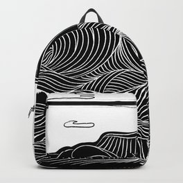 Mountain and Sea Backpack