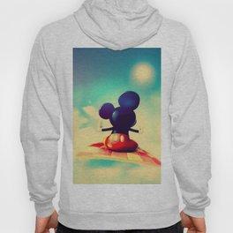 Cartoon Mouse Hoody