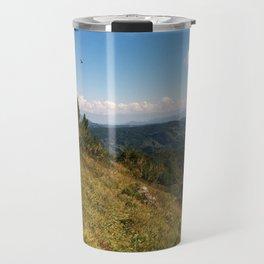 Altai Mountains Travel Mug