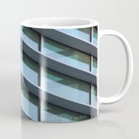 architecture Mugs featuring Architecture by Alex Dodds