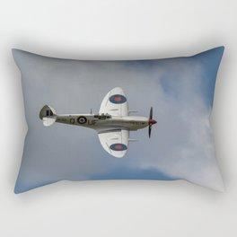 The Fly Past Rectangular Pillow