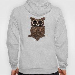 Coffee Owl Hoody