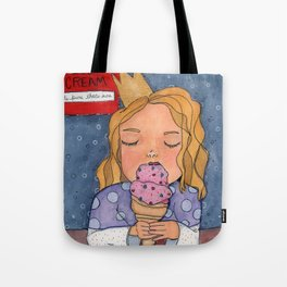 pure bliss Tote Bag