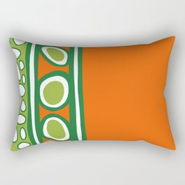Bird's wall Rectangular Pillow