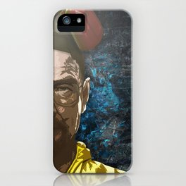Walter White, Breaking Bad iPhone Case