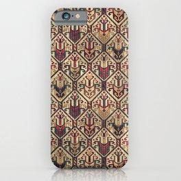 Kilim Fabric (Vintage) iPhone Case
