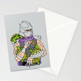 Ninja Pets Stationery Cards