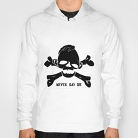 the goonies Hoodies featuring Goonies Never say die by Komrod