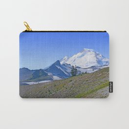 MOUNT BAKER FLOODED BY SUMMER LIGHT Carry-All Pouch