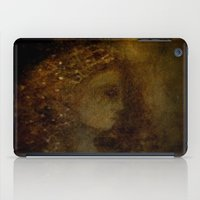 agnes iPad Cases featuring st agnes' eve by Imagery by dianna
