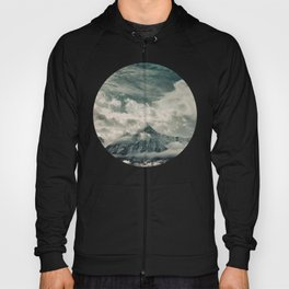Cloud Mountain in the Canadian Wilderness Hoody