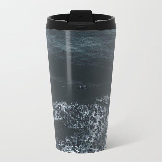 Summer Lake Metal Travel Mug
