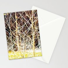 Nature finds the way inside... and outside... Everywhere! Stationery Cards
