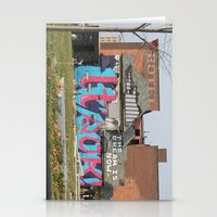 detroit Stationery Cards featuring Detroit by Dylan McPhee