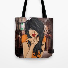 beso Tote Bag