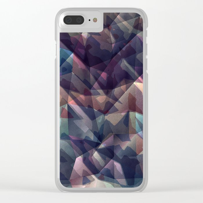 ABS#11 Clear iPhone Case