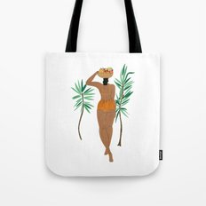 Fruit Basket Gal Tote Bag