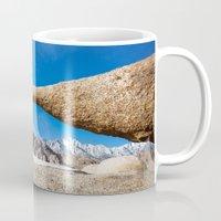 alabama Mugs featuring Alabama Arch by davehare