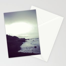 Northern California Coast  Stationery Cards