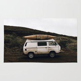 Van Life II / Iceland Rug