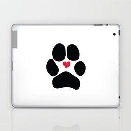 Dog Paw Laptop & iPad Skin