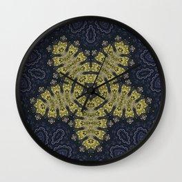 Better than Yours Colormix Mandala 15 Wall Clock