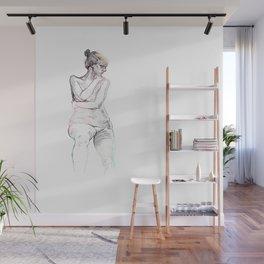 Liberate Yourself - Figure Study Wall Mural