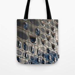 Metallic reflection Tote Bag