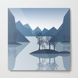 My Nature Collection No. 47 Metal Print