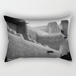 Adobe Lines Rectangular Pillow