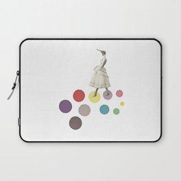 Bird Lady Laptop Sleeve